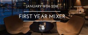 first yr mixer